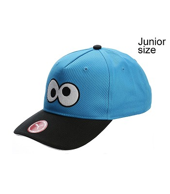 dětská kšiltovka Puma Sesame Street Club Child - Blue Jewel Cookie Monster  Graphic abad046f60