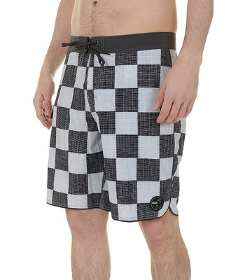 6b819fc92e swim shorts Vans Mixed Scallop - Checkerboard - blackcomb-shop.eu