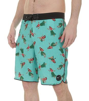 2a3f4822f6 swim shorts Vans Mixed Scallop - Baltic Hula Daze - blackcomb-shop.eu