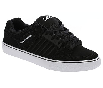 TOPÁNKY DVS CELSIUS CT - BLACK LEATHER - skate-online.sk 573e79aaadc