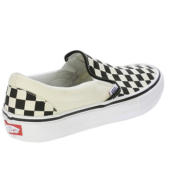 ed8d0b6b9a1dc7 shoes Vans Slip-On Pro - Checkerboard Black White. IN STOCK ‐ by 30. 1. at  your home -20%