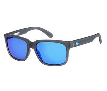 brýle Quiksilver Player - XSBB/Matte Crystal Smoke/ML Electric Blue