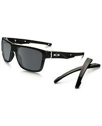 okuliare Oakley Crossrange - Polished Black Black Iridium ca4a3862bc2