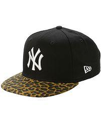 16f784aa9 šiltovka New Era 9FI Leo Vize Snap MLB New York Yankees - Black/Leopard