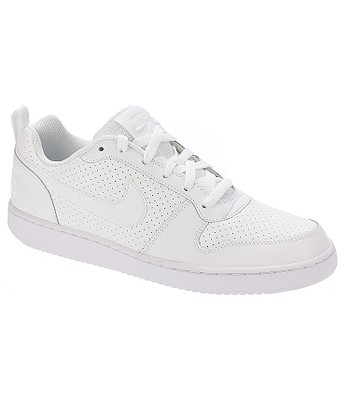e95e8e910f7b buty Nike Court Borough Low - White White White - blackcomb-shop.pl