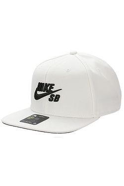 kšiltovka Nike SB Icon Pro - 103 White Black White Black ... 5f531fec0e