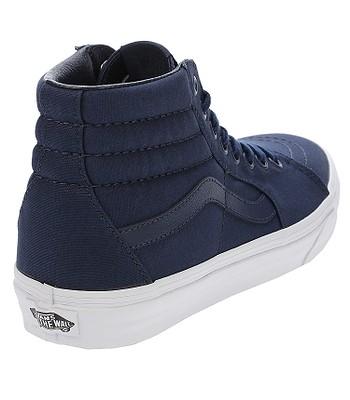 de7ec55554b253 shoes Vans Sk8-Hi - Mono Canvas Dress Blues True White. No longer available.