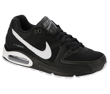 TOPÁNKY NIKE AIR MAX COMMAND - BLACK WHITE COOL GRAY - skate-online.sk c23ae480614
