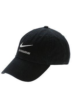 kšiltovka Nike SB Heritage86 Twill - 010 Black Black White a92451801e