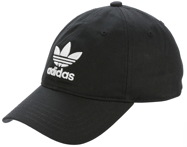 casquette adidas Originals Trefoil Cap - Black | Blackcomb.fr
