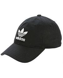 969baaaf0 šiltovka adidas Originals Trefoil Cap - Black