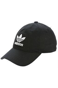 cap adidas Originals Trefoil Cap - Black