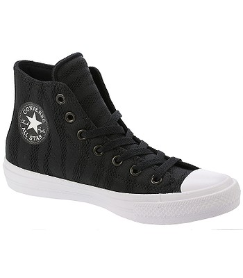 topánky Converse Chuck Taylor All Star II Hi - 155493 Black White Gum 14069f31f12