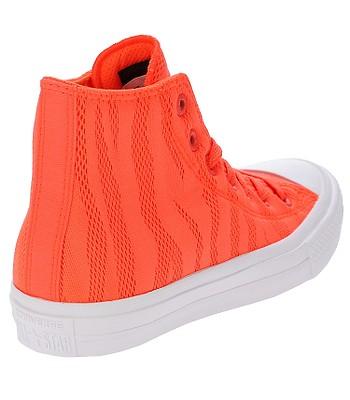 17cf86cd1a7db5 shoes Converse Chuck Taylor All Star II Hi - 155492 Hyper Orange White . IN  STOCK -30%