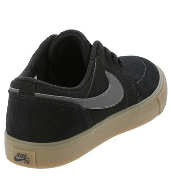0951c0a1bc20b detské topánky Nike SB Portmore II GS - Black/Dark Gray/Gum Light Brown |  blackcomb.sk