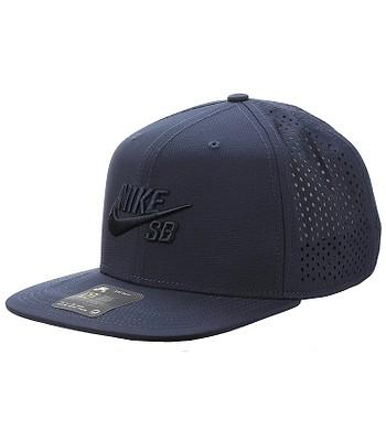 44fa3d9871a kšiltovka Nike SB Aero Pro - 457 Obsidian Black Black Obsidian ...