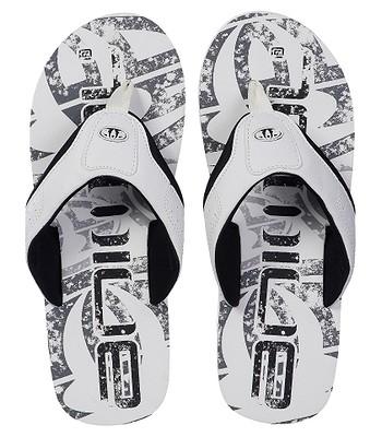 žabky Animal Jekyl Logo - White - snowboard-online.cz 7b47fe2269