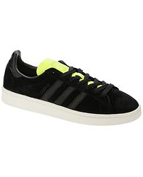 topánky adidas Originals Campus - Core Black Core Black Solar Yellow df9500f7b2b