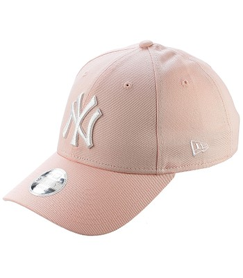 be052b0af59 kšiltovka New Era 9FO League Essential MLB New York Yankees - Pink ...