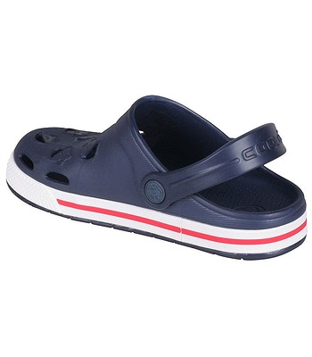 fe93332f09cd detské topánky Coqui 8801 Froggy - Navy White