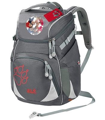7e7ffec4bf2 backpack Jack Wolfskin Classmate - Dark Iron - blackcomb-shop.eu