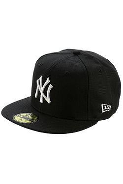 šiltovka New Era 59F League Basic MLB New York Yankees - Black/White Logo