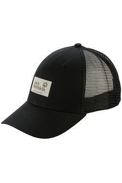 šiltovka Jack Wolfskin Heritage - Black 4aa534bb432