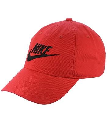 b18cc24cd329 cap Nike Futura Washed H86-Red - 657 University Red University Red -  snowboard-online.eu