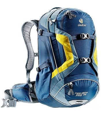 1152398025ed2 plecak Deuter Trans Alpine Pro 28 - Midnight/Slateblue - snowboard ...