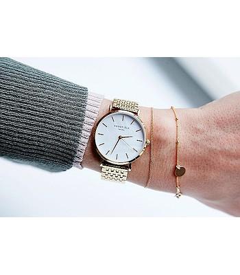 e6b503c08 hodinky Rosefield The Upper East Side - Gold/White Pearl. SKLADEM Doprava  zdarma