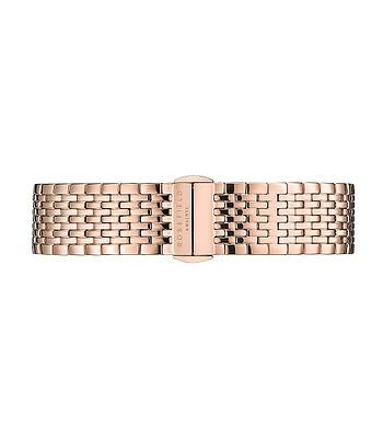 db442ee9c hodinky Rosefield The Upper East Side - Rosegold/Black. Produkt již není  dostupný.