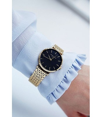 da3a1dbef hodinky Rosefield The Upper East Side - Gold/Black | blackcomb.sk