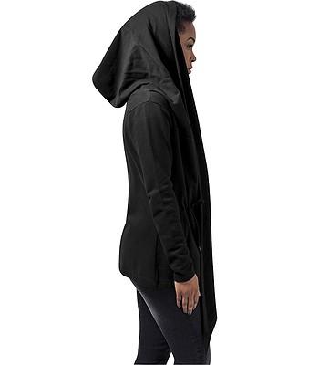 87733d6254 sweatshirt Urban Classics Hooded Sweat Cardigan TB1330 - Black. In stock  -11%