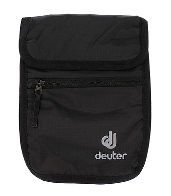 peňaženka Deuter Security Wallet II - Black - snowboard-online.sk 08a07aa3216