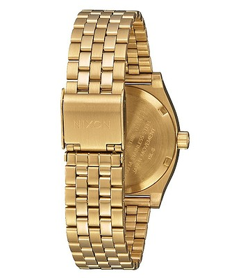 hodinky Nixon Small Time Teller - All Gold - snowboard-online.sk 6f64474cad2