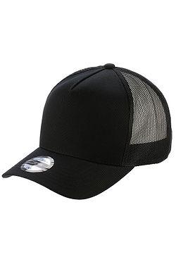 cap State of WOW Reed Baseball Trucker - Black/Black