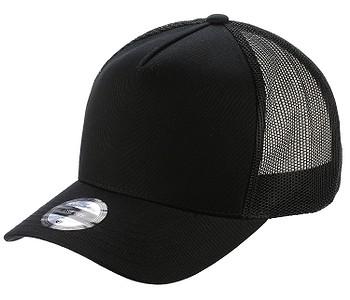 kšiltovka State of WOW Reed Baseball Trucker - Black/Black
