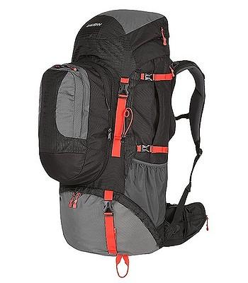 35244c89a6 batoh Husky Samont 70+10 - Black