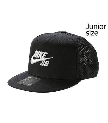 cap Nike SB Arobill Trucker Youth - 010 Black Black Black White -  snowboard-online.eu 67b025b966d