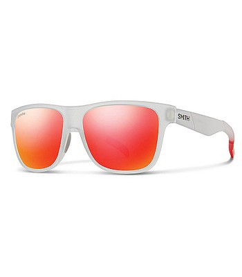 okuliare Smith Lowdown - Matte Crystal Red Sun Red Mirror ... 462af3ac6de