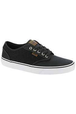 0d5061aa074 boty Vans Atwood - F17 C L Black White ...