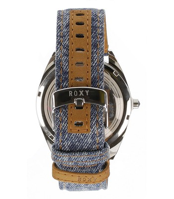 hodinky Roxy Chateaux - XSSB Silver Blue - snowboard-online.cz 75df69ef337