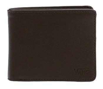 peněženka Vans Drop V Bifold - Dark Brown