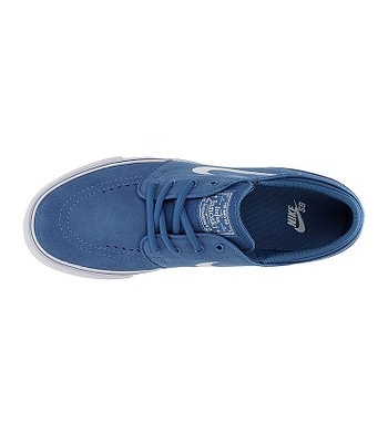 topánky Nike SB Stefan Janoski GS - Star Blue White Gum Light Brown -  snowboard-online.sk a400b59bc2