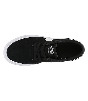 cc4a22ad0f65a topánky Nike SB Portmore II GS - Black/White - snowboard-online.sk