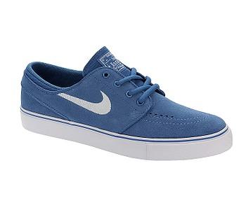 boty Nike SB Stefan Janoski GS - Star Blue White Gum Light Brown - boty-boty.cz  - doprava zdarma 9e2bf7ef52