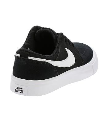 36d61b66fa188 topánky Nike SB Portmore II GS - Black/White | blackcomb.sk