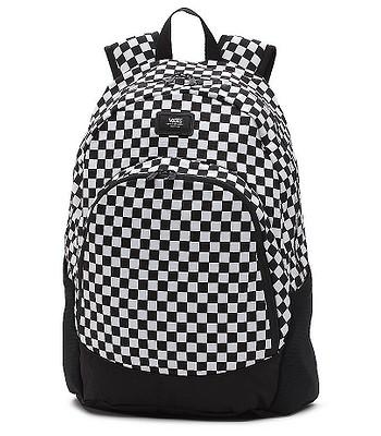 f73574c5099891 backpack Vans Van Doren Original - Black White - blackcomb-shop.eu