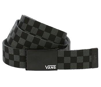 pásek Vans Deppster II Web - Black/Charcoal
