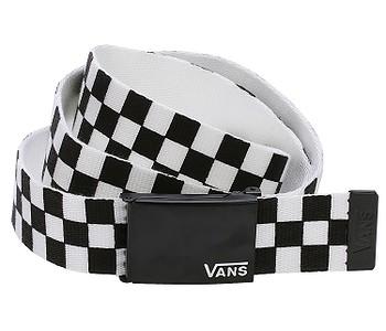pásek Vans Deppster II Web - Black/White